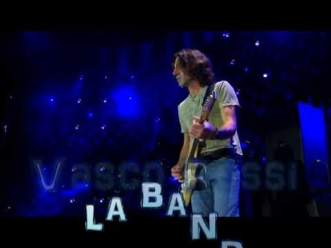 Vasco Rossi - Interludio Rock - La Band live 2008