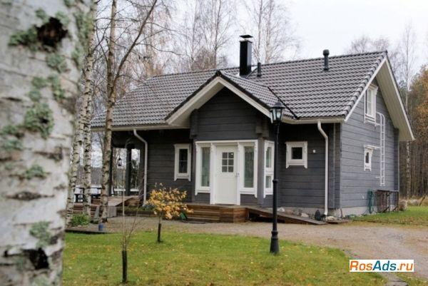 внешняя отделка финского каркасного дома серо-голубой: 5 тыс изображений найдено в Яндекс.Картинках