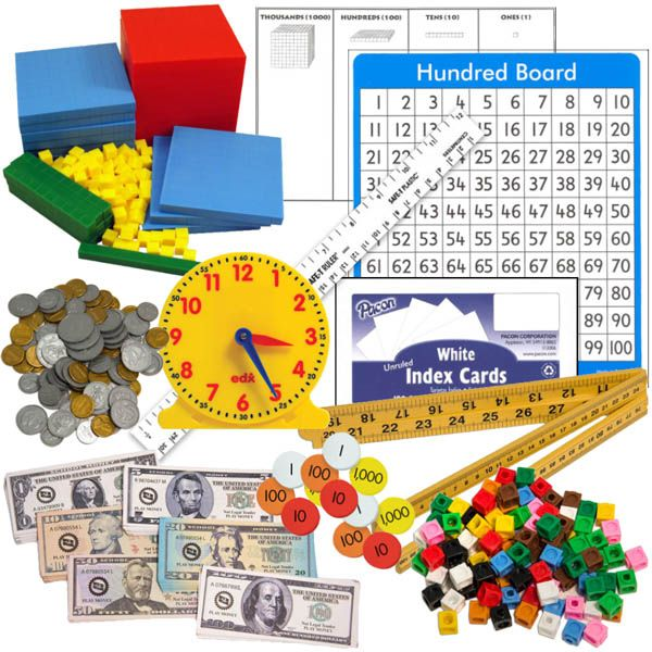 Primary Math Us Level 3 Manipulatives Package Main Photo Cover Primary Maths Math In Focus Manipulatives