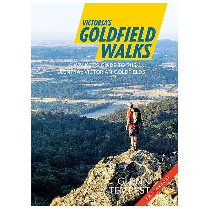 $19.95 Bushwalking guide to Victoria's celebrated Central ...