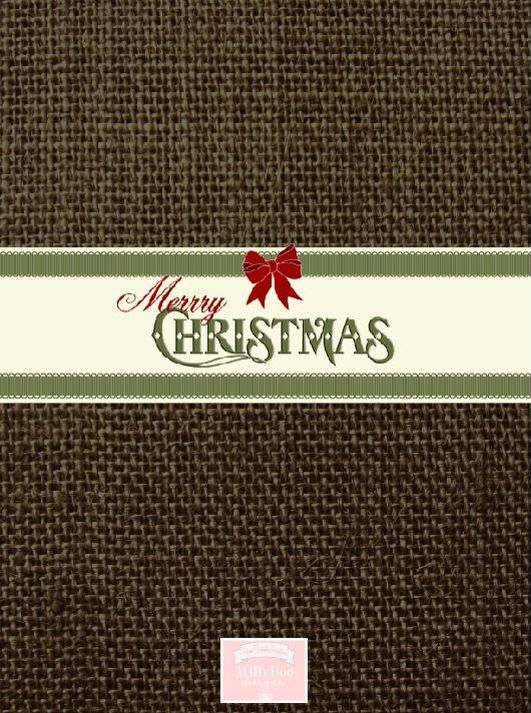 Rustic burlap Chocolate wrapper printables by MillyBoo Designs