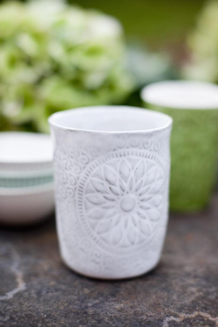 Oriental via Mia Blanche Keramik. Click on the image to see more!