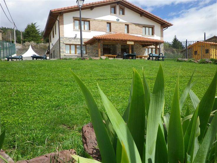 Casa rural bosque azul en rasillo de cameros el rioja for Casa rural mansion de la plata penacaballera
