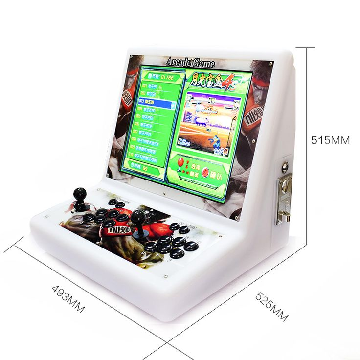 Retro Arcade Game Machine With Arcade Pandora Box 5 960 Games in 1 Classic 19 Inch LCD Screen KOF Game Bartop Machine -in Coin Operated Games from Sports & Entertainment on Aliexpress.com | Alibaba Group