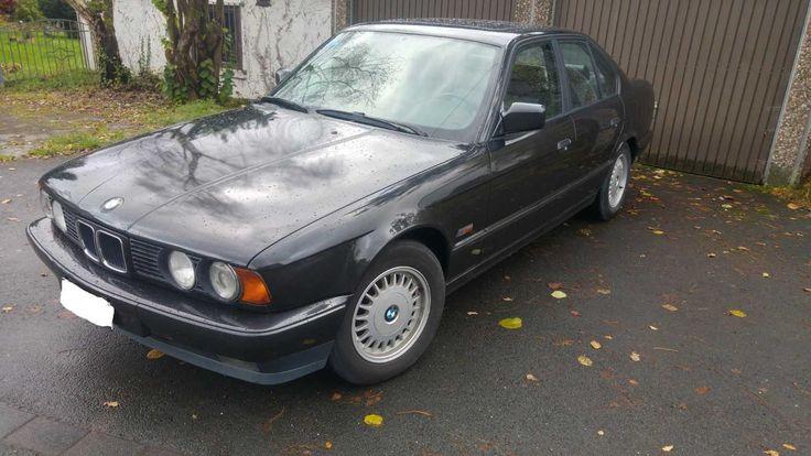 "BMW 525 i 24V Limousine Autom. ""10th anniversary BMW Japan"" E34 Vollausstattung"