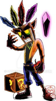 DeviantArt: More Collections Like Crash Bandicoot by sergiomadronal