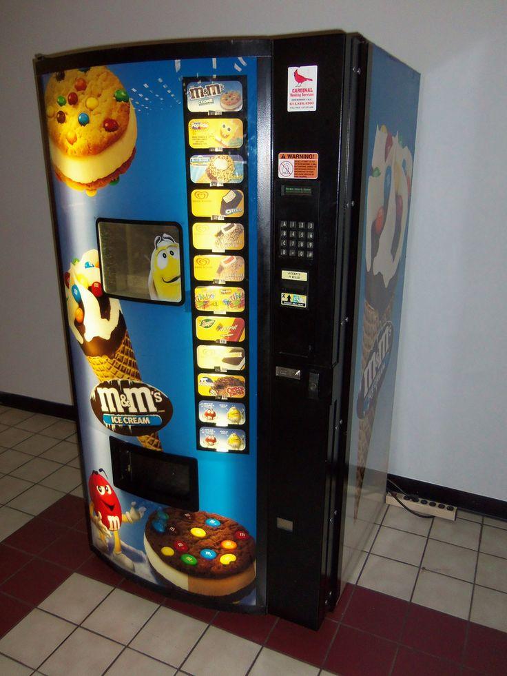 m m vending machine for sale