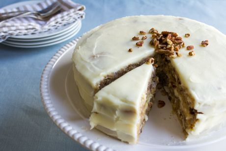 Gâteau colibri (hummingbird cake)