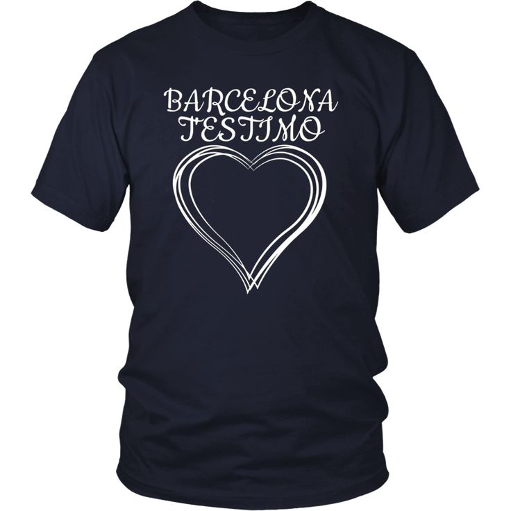 Barcelona T'Estimo Love Catalonia Catalan T-Shirt – teefim