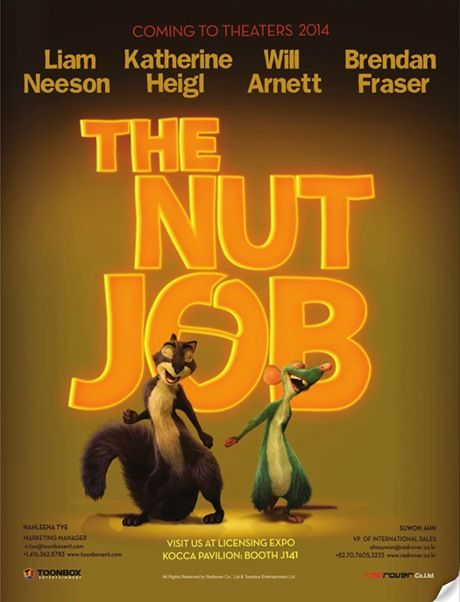 The Nut Job - Can't wait!!!!