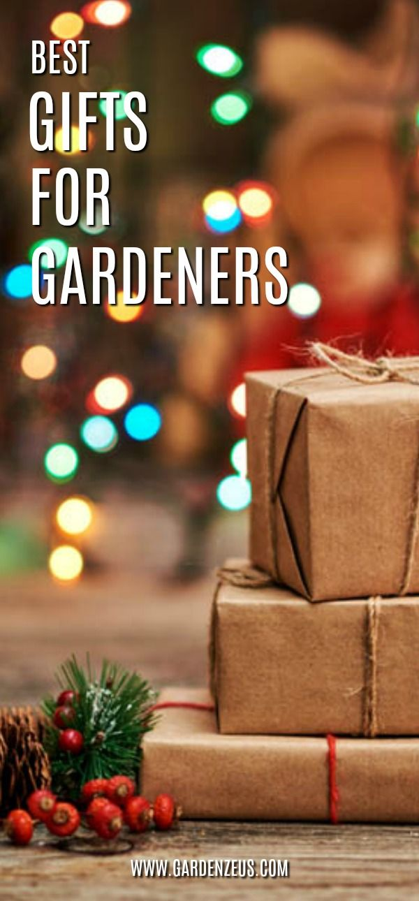 Best gifts for gardeners #gifts #gardeners