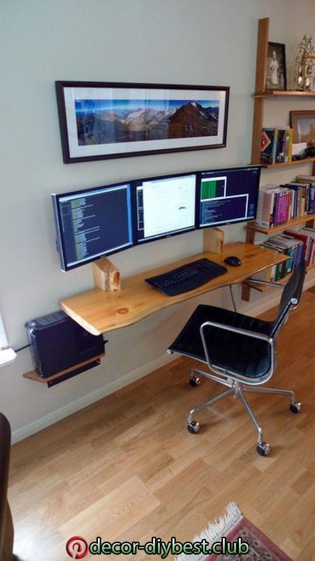 Brilliant Kleine Office Computer Schreibtisch Die Slimline