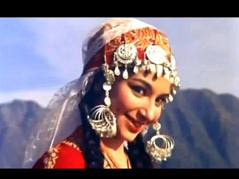 Yeh Chand Sa Roshan Chehra - Kashmir Ki Kali - Shammi Kapoor, Sharmila T...