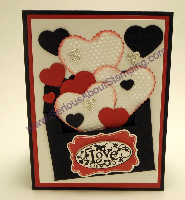 Anniversary, Valentine's Day, or just because I love you card by Charmaine