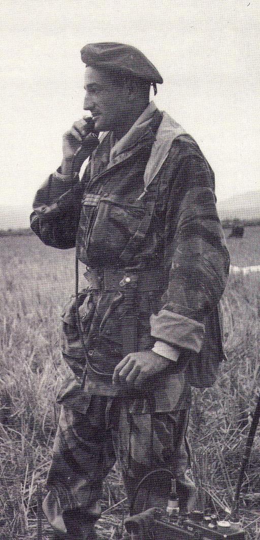 "Capitaine Cabiro dit le ""Cab"" 1 B.E.P. (Bataillon. Étranger de Parachutiste) Indochine !.. https://fr.wikipedia.org/wiki/Bernard_Cabiro"