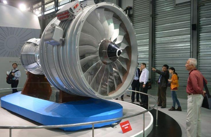 Wheels up for China's new aero-engine group