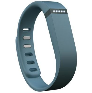 Despite its unobtrusive, simple design (it looks like a unisex bracelet in your choice of black or slate), the #Fitbit Flex Activity and Sleep Wristband has a high gadget factor. If you love using a web dashboard or your phone to track your activity, calories, sleep, food and more, you'll love this little device and its accompanying software. #fitness @VIVA from Best Buy