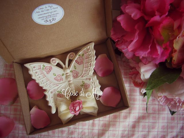 Cose di Mya: Farfalle Bomboniere Matrimonio