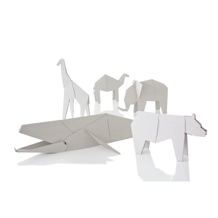 My zoo kids collection by Marti Ghixè for Magis Me Too