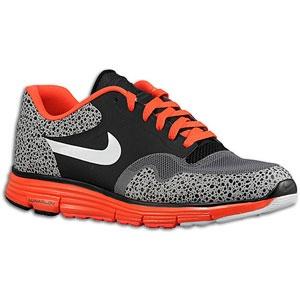 Nike Lunar Safari Fuse - Men's - Black/Bright Crimson/Dark Grey/White: Black Bright Crimson Dark, Nike Lunar, Men'S, Crimson Dark Grey White, Nikes, Safari Fuse, Kicks
