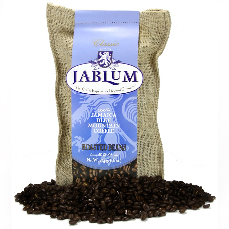 Jamaica Blue Mountain Coffee. There is no equal...we had this coffee when we vacationed in Jamaica....it's truly the BEST coffee ever! We brought 5 bags back with us :)