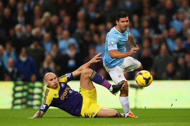 Manchester City Vs Swansea City Match Highlights, Prediction and Line-ups - http://www.tsmplug.com/football/manchester-city-vs-swansea-city-match-highlights-prediction-and-line-ups/