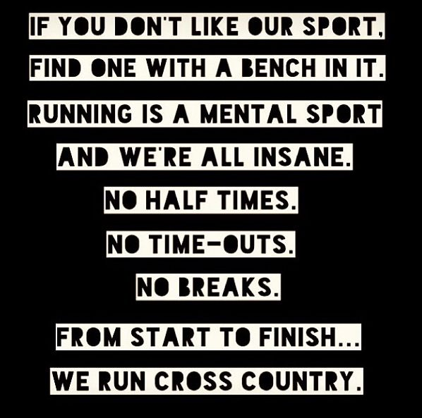 We run cross country <3