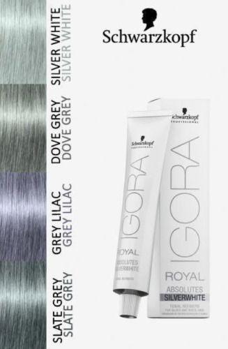 5d5833df82 Schwarzkopf-Igora-Royal-Grey-Lilac-Soft-Silver-White-Hair-Color ...