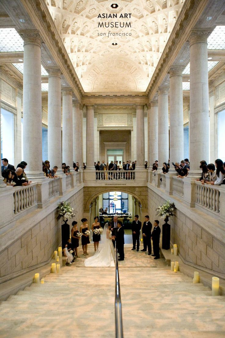 beautiful wedding places in northern california%0A Asian Art Museum