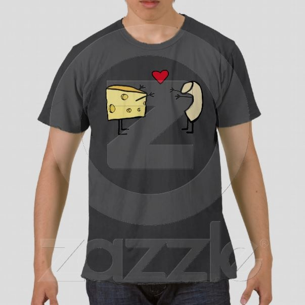 Mac and Cheese tee - $20.20:  T-Shirt