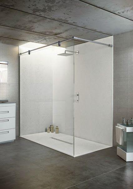 Minimalist Bathroom via KitchAnn