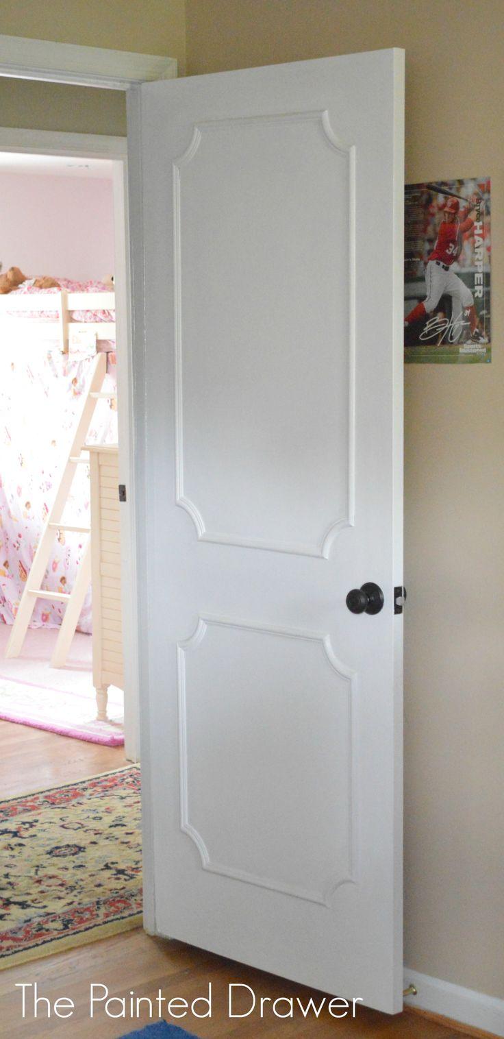Best 25 6 Panel Doors Ideas On Pinterest White Interior