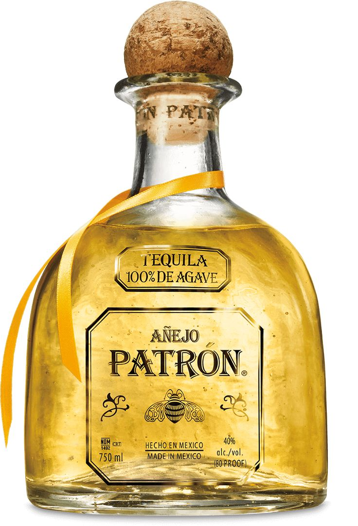 Enjoy #Patron Añejo, a smooth & sweet tequila perfect for sipping.
