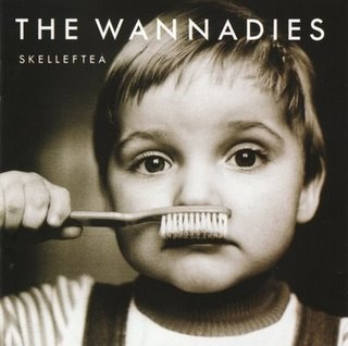 The Wannadies. Skellefteå. (I have this as a poster at home.)