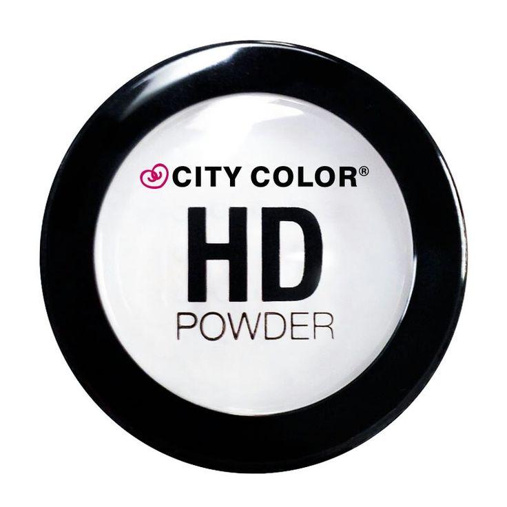 City Color Cosmetics HD Powder