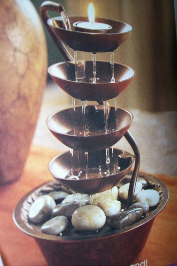 Feng Shui Rain Fountain Vintage Avon Pinterest