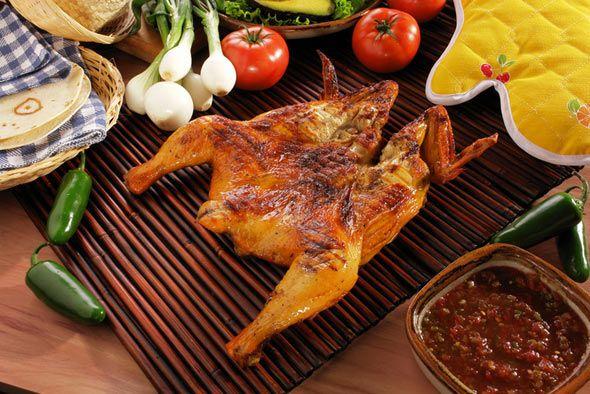 Broiled Or Grilled Pollo Sabroso Recipes — Dishmaps