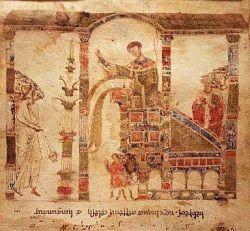 Bénédiction du cierge pascal