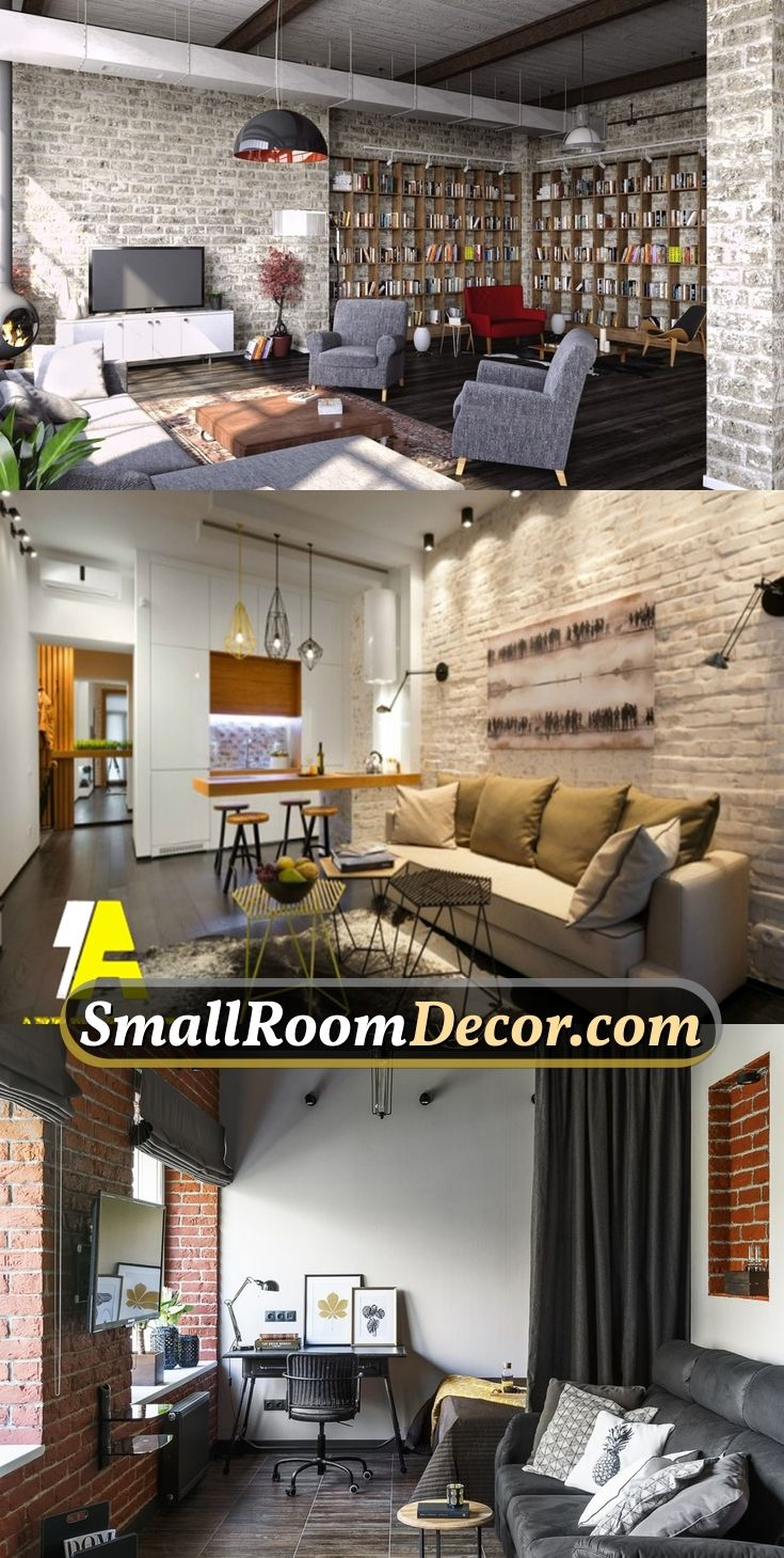 3 Rules And 17 Ideas For Small Living Room Design Small Living