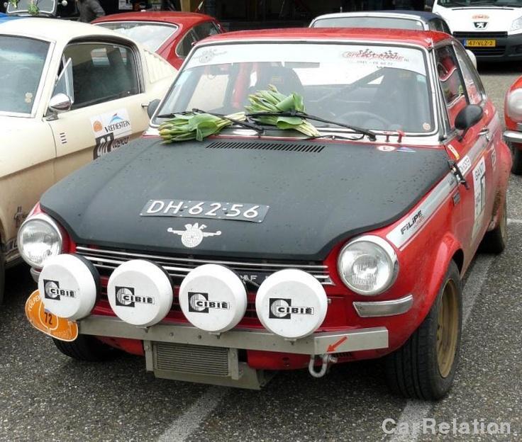 DAF 55 - Joined the Tulpen Rallye 2010 #daf #classiccar #carrelation