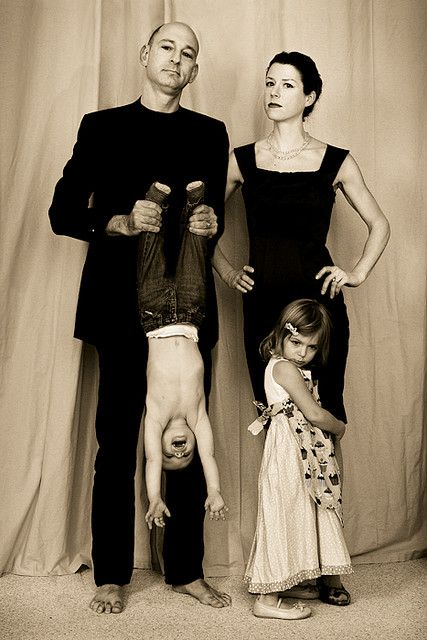 Favorite family portrait.