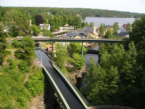 Håverud, Sweden