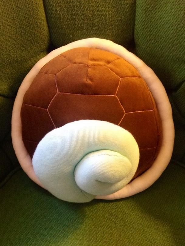 DIY - Do you want to build a Squirtle?