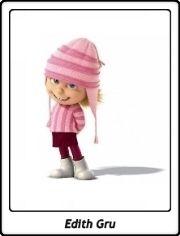 Edith Gru / Gru, mi villano favorito / Despicable Me / Los Minions / The Minions / Illumination / Pierre Coffin / Chris Renaud