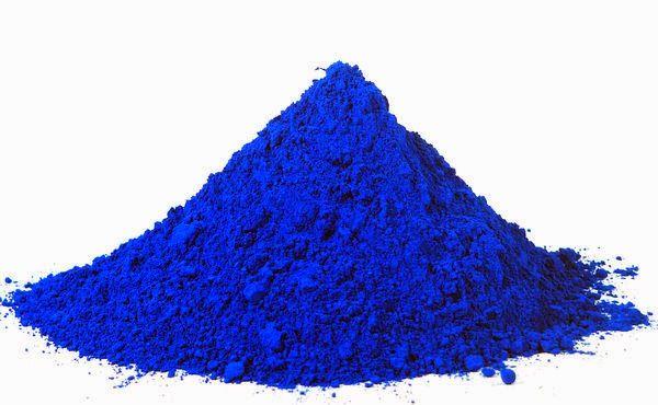 La Magia del color en el antiguo Egipto,Azul/ Khesbed  o irtiuj. para representar el cielo, especialmente los cielos estrellados y el cuerpo de la diosa Nut, así como las aguas del Nilo.