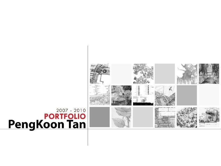 student architectural portfolio layout - Google Search