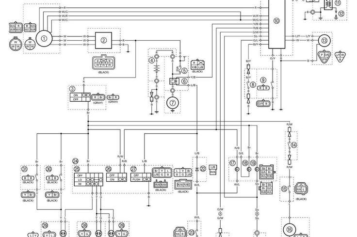 Can Am Outlander Wiring Diagram  1