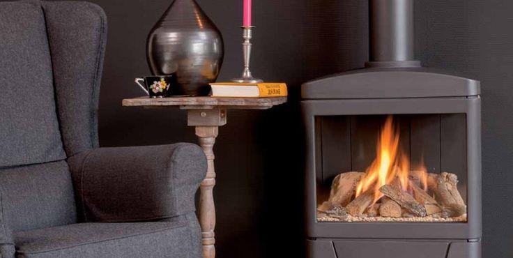 28 best images about poele gaz confort design po le gaz d coration int rieur on pinterest. Black Bedroom Furniture Sets. Home Design Ideas