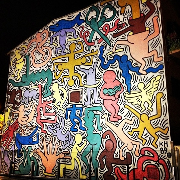Tuttomondo -Keith Haring