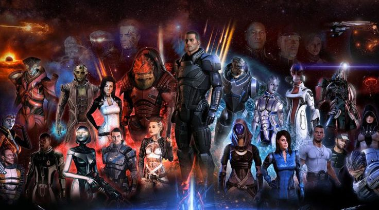 Mass Effect: Top 10 Series Companions   Happy N7 Day! November 7th has become something of a worldwide celebration of all things Mass Effect. This year were promised new details on Biowares upcoming Mass Effect: Andromeda as well as a brand new full trailer.But in the mean time lets take a look over the series past.  Regardless of what your Shepard looks like acts like or the choices you made throughout the series one thing is a constant across all of our playthroughs of the original trilogy…